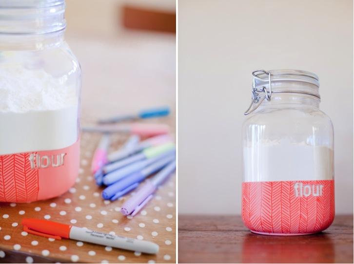 simphome dip kitchen jar