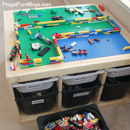 16 Make the Lego table of your kids dreams 1 via simphome