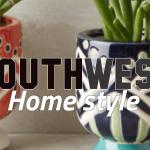Southwest home decor via simphome.com 1
