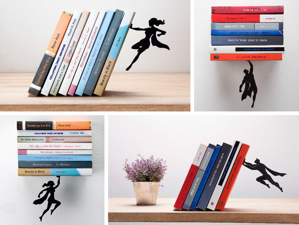 simphome bookend