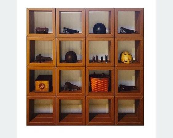 simphome cardboard bookshelf