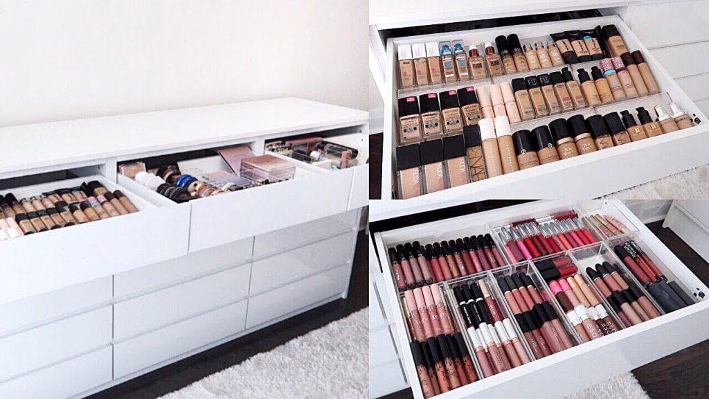 simphome makeup drawer