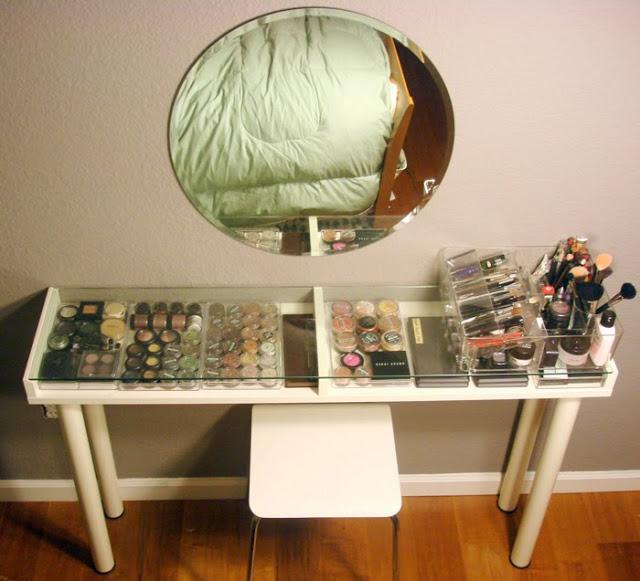 simphome makeup vanity