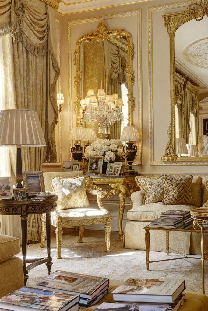 04 simphome gold furniture