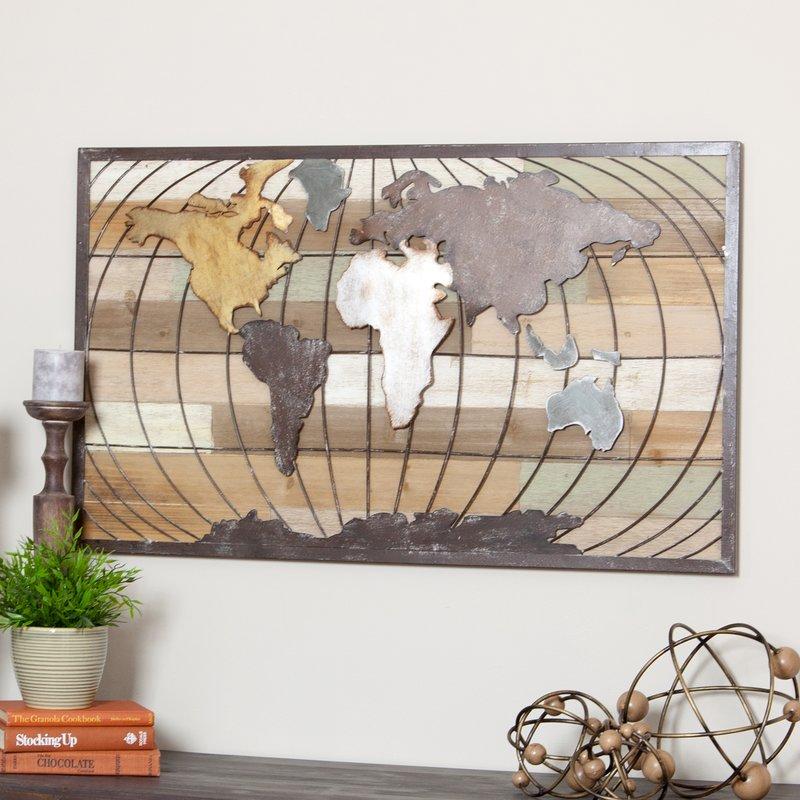 05 simphome world map wall