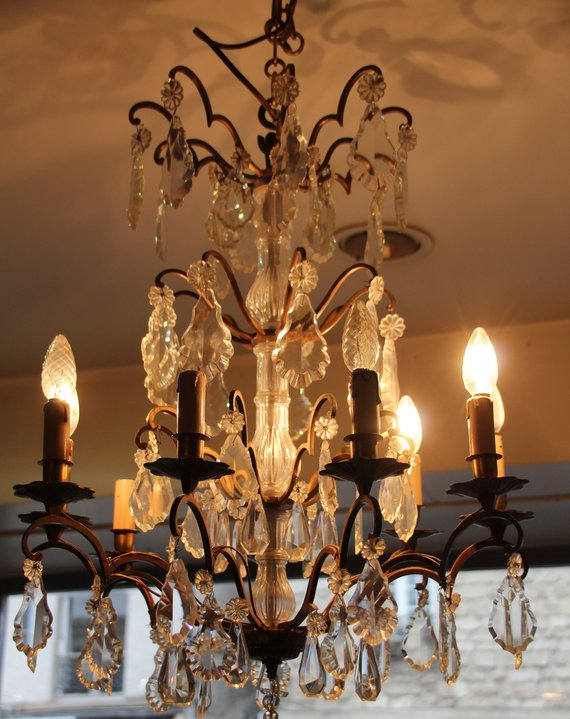 06 simphome french chandelier