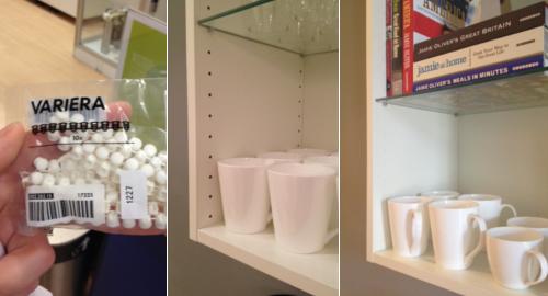 11 A genius Ikea kitchen cabinets remake simphome com