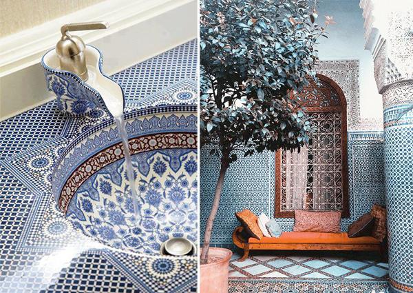 15 moroccan tiles