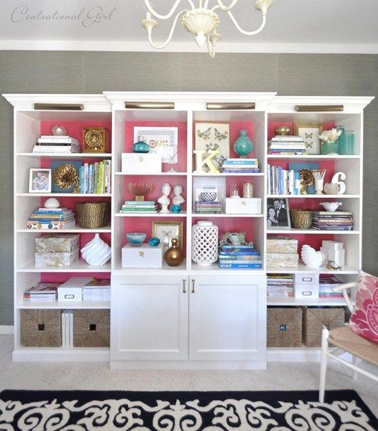 3 Add a crown molding to the top of a Billy bookcase Simphome com