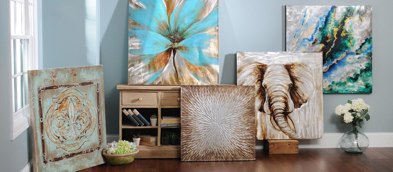 3 Art and wall décor Kirkland Decor via Simphome com 3