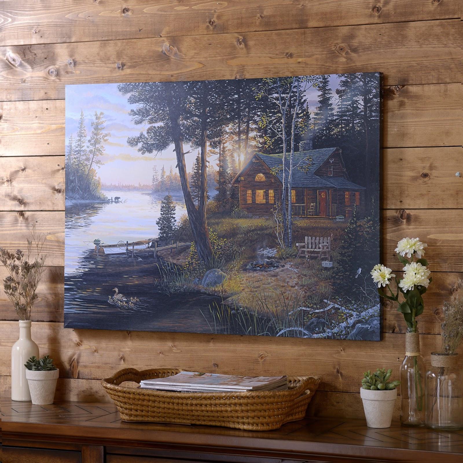 3 Art and wall décor Kirkland Decor via Simphome com 4