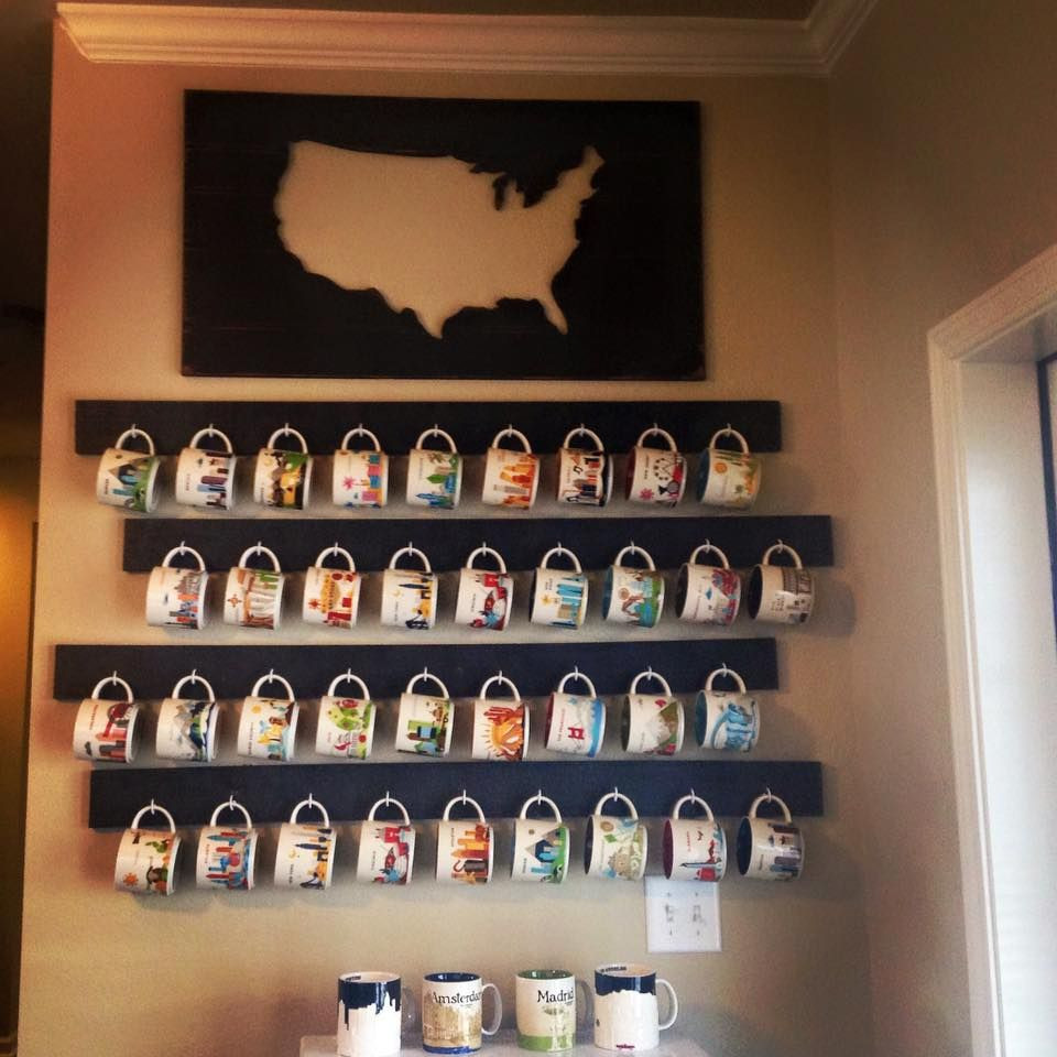 Large wall display