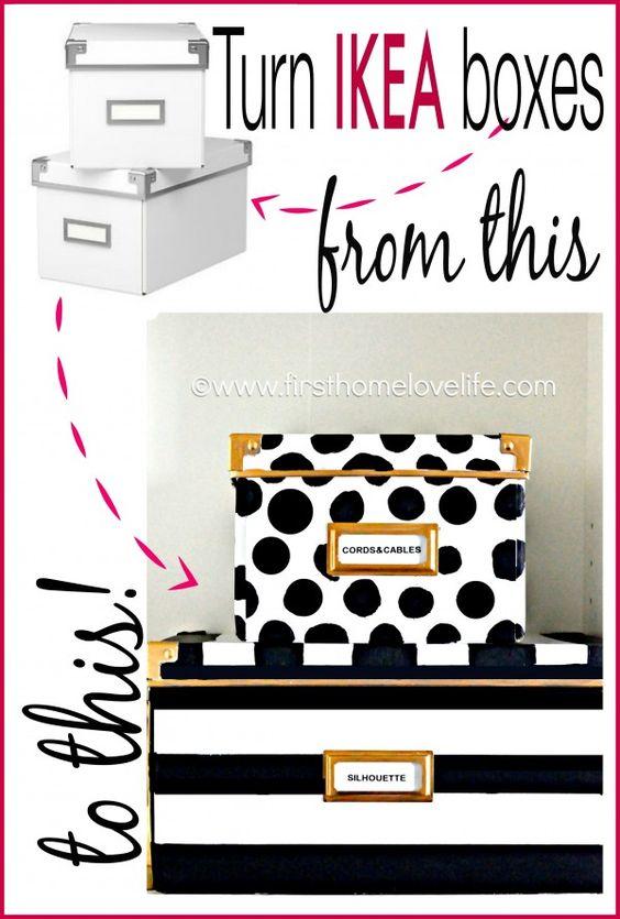 35 New storage boxes Simphome com