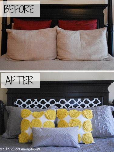 4 Decorate Your Headboard Simphome com