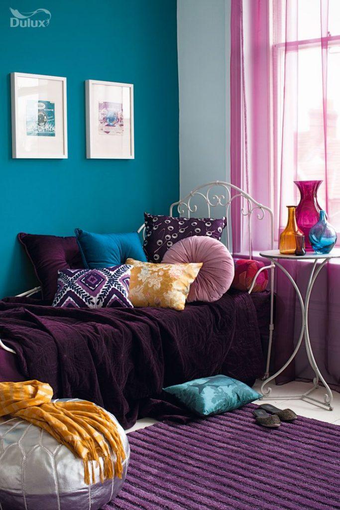Peacock Home Decor To Create Elegant Feeling House Simphome