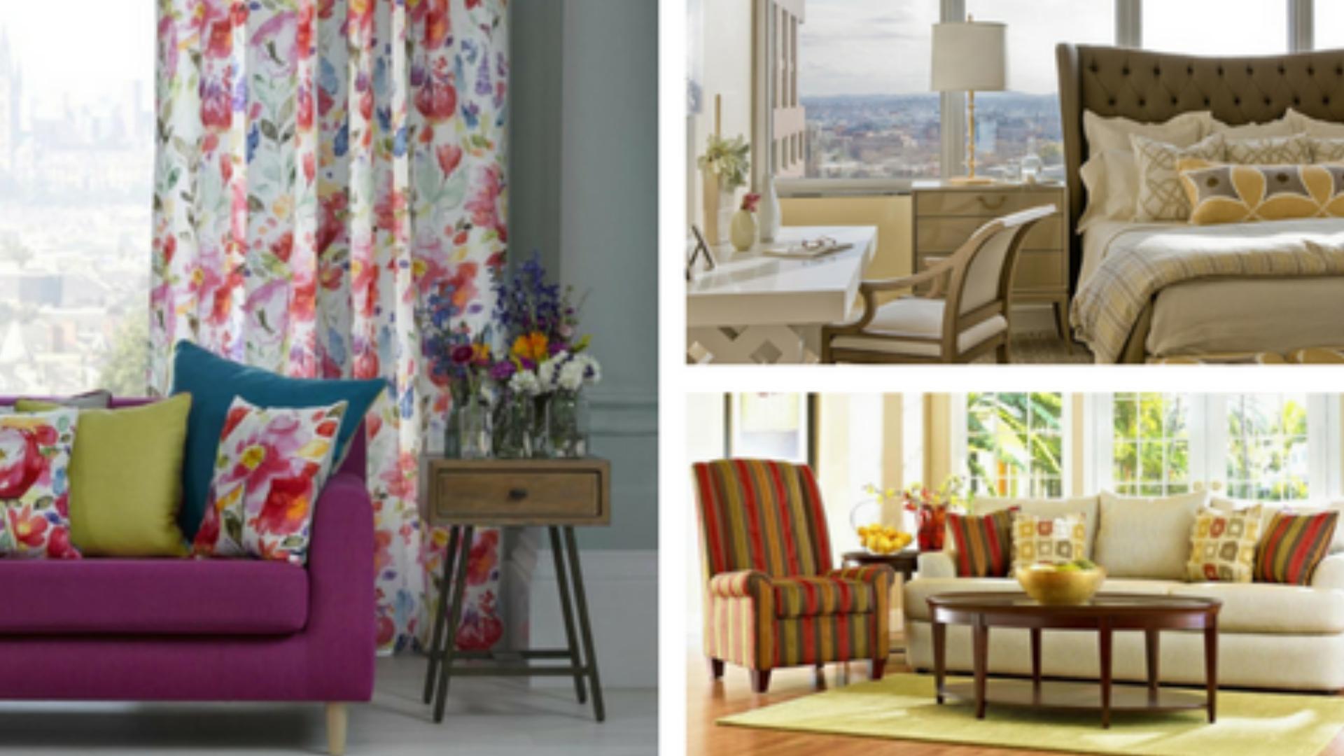 simphome fabric decor