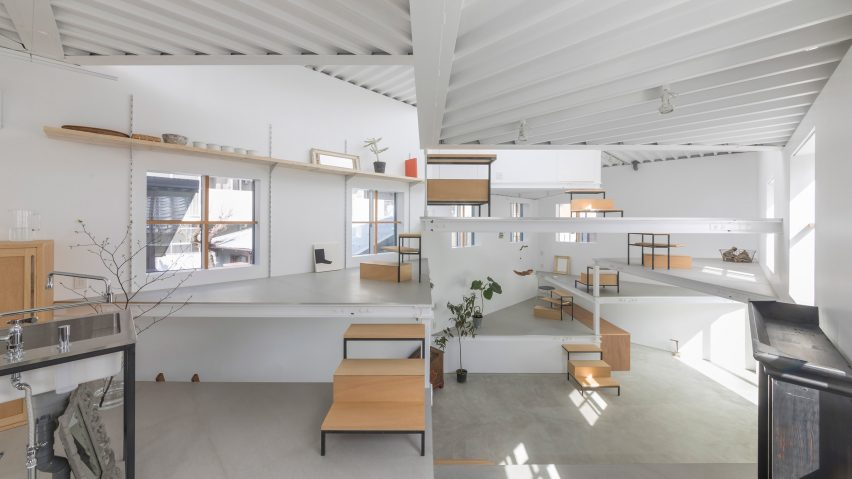 separate floor function
