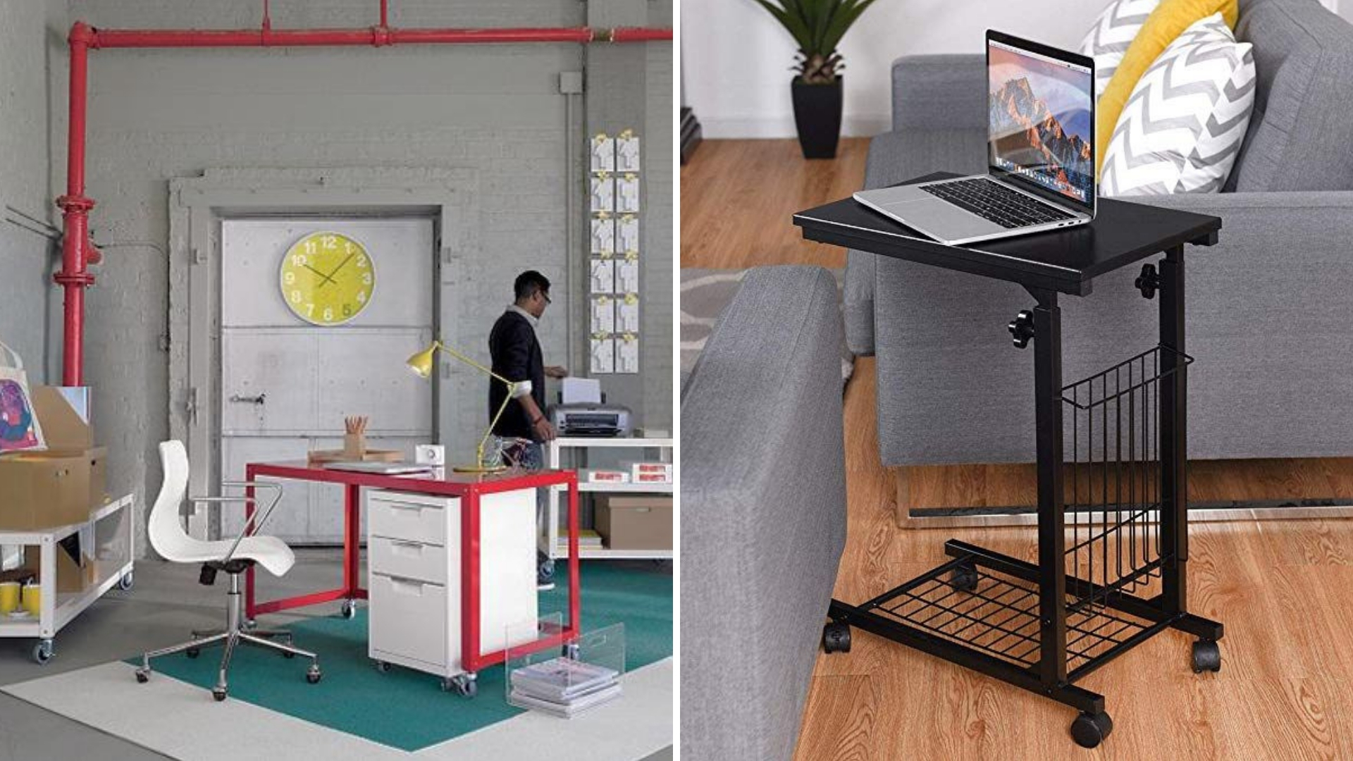 simphome small home office design