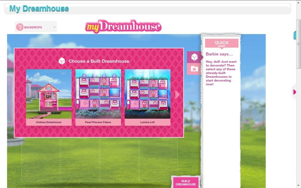 My Dream House by Barbie
