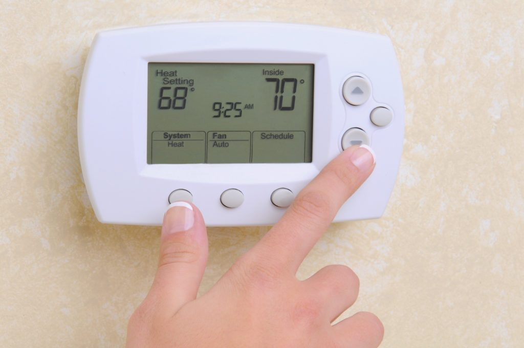 Programmable thermostat-2