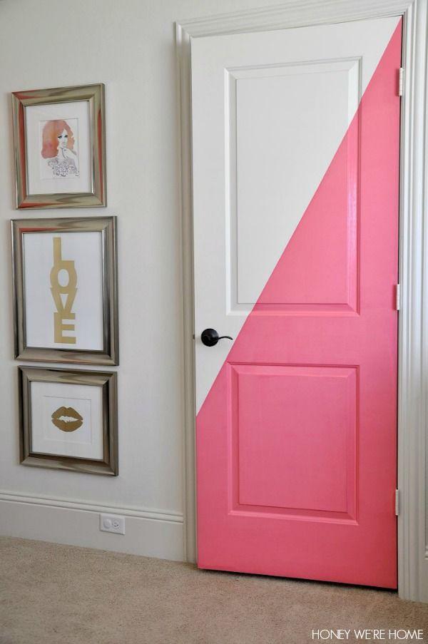 add graphic on the door