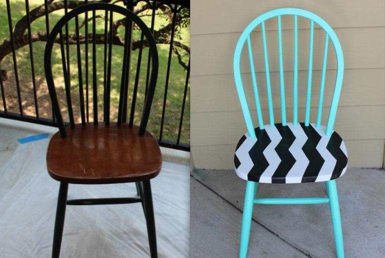 8 Boring Plain Jane Dining Chair to Retro Piece Simphome com