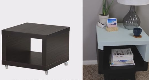 8 DIY IKEA small side tablesimphome com