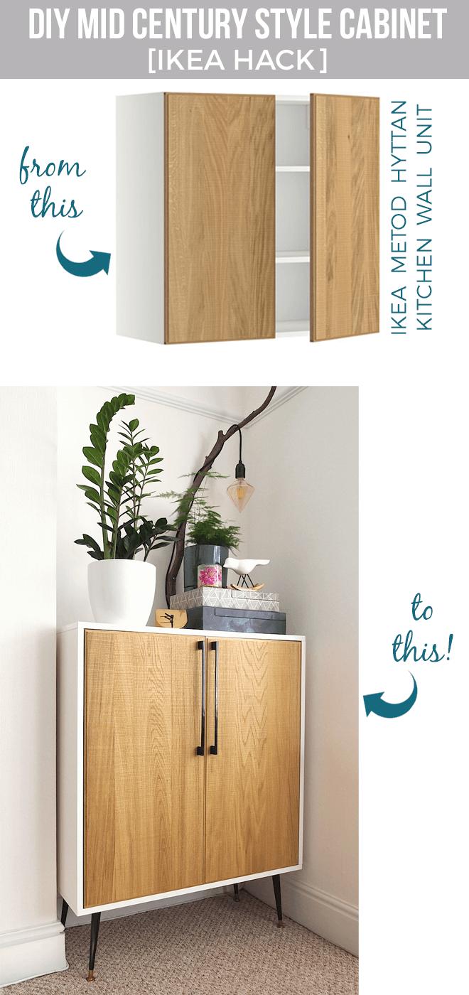 DIY Cabinet IKEA Hack 22 Simphome com p