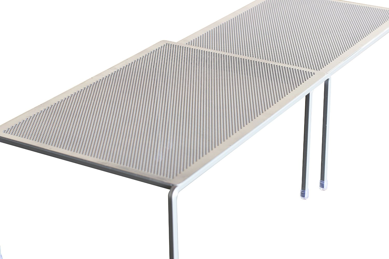 DecoBros Expandable Stackable Kitchen Cabinet and Counter Shelf Organizer via simphome 3