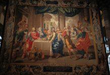 Gothic home decor Tapestries via simphome 13
