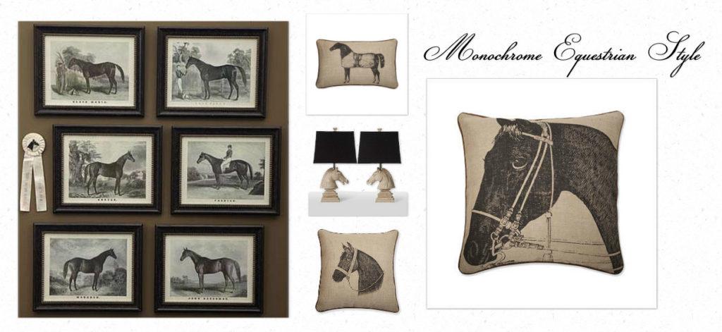 Horse Home Décor Simphome com 3