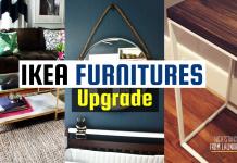 IKEA furnitures upgrade simphome