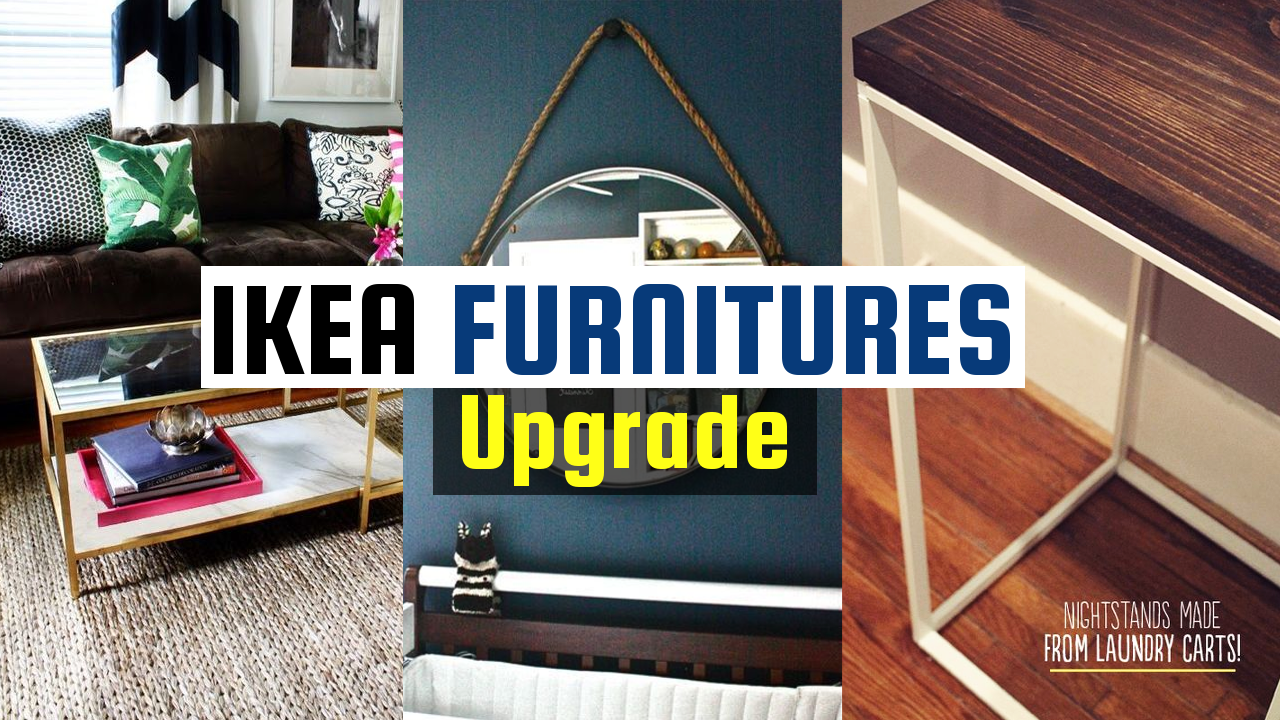 IKEA furnitures upgrade simphome