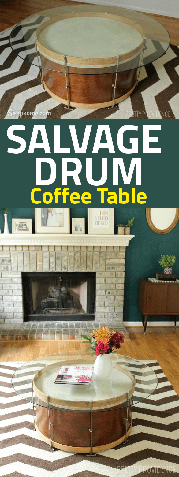 Salvage Drum Coffeee Table 21 Simphome com P