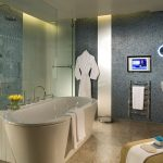 Simphome modern Residential Suite Bathroom