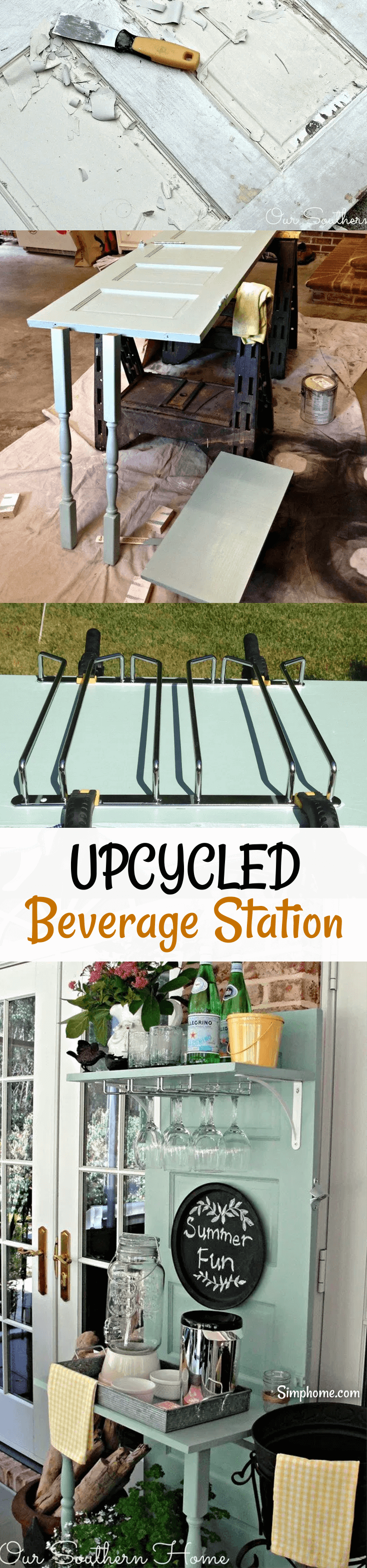 Upcycled Beverage Station 2 simphome com p