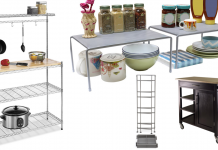 Whitmor Supreme Kitchen Bakers Rack review