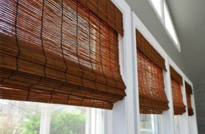 simphome bamboo shade