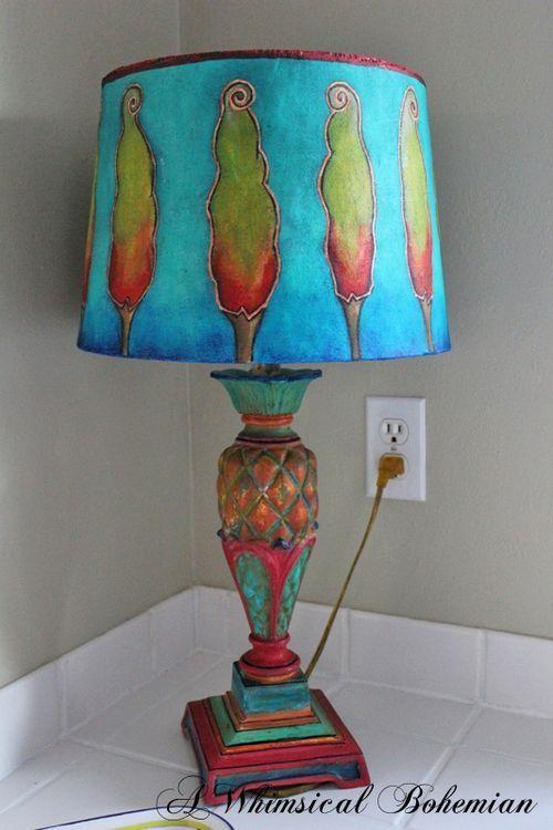 simphome lampshade