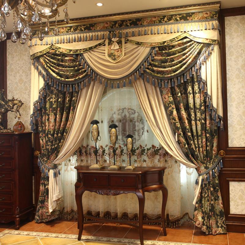 simphome luxury curtain