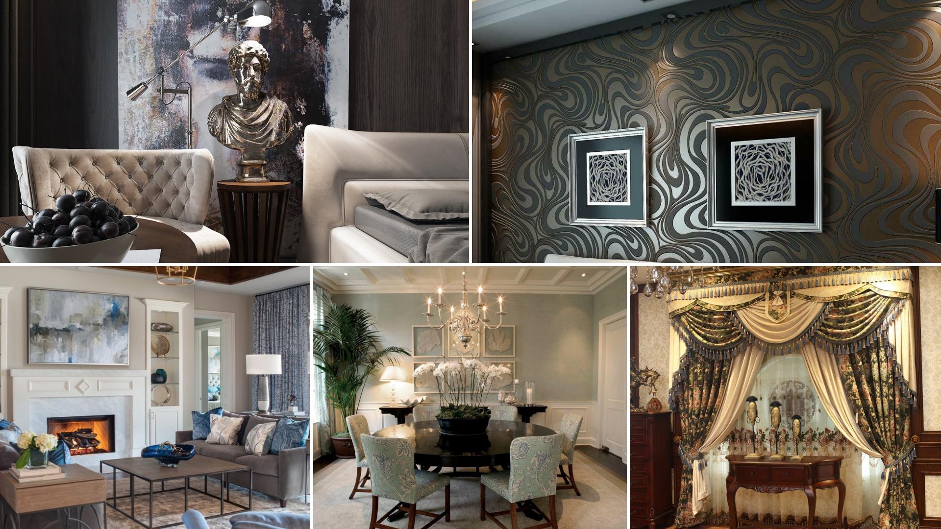 simphome luxury interior