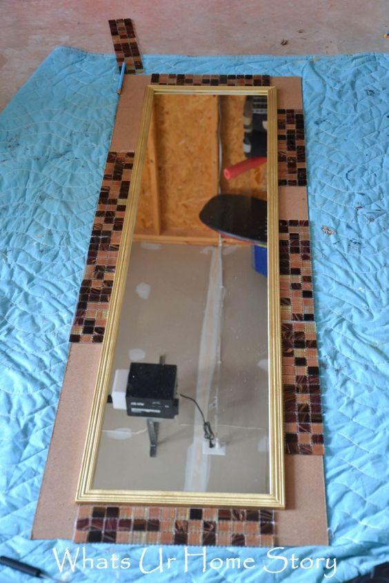 simphome mirror frame