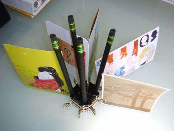 simphome pimped out pencil