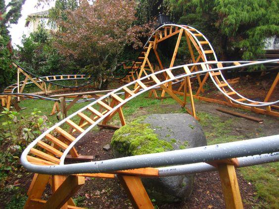 simphome roller coaster