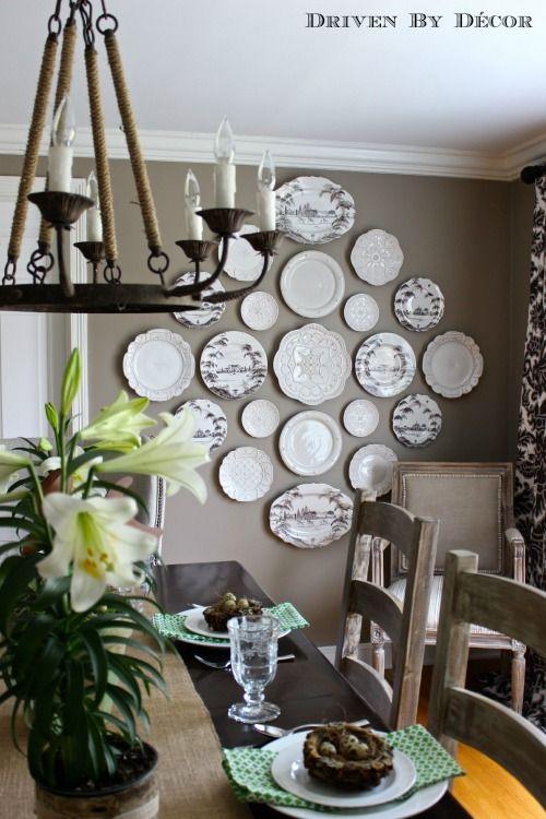 simphome tableware decor