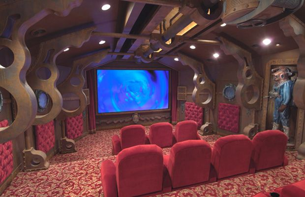 simphome under sea theater room