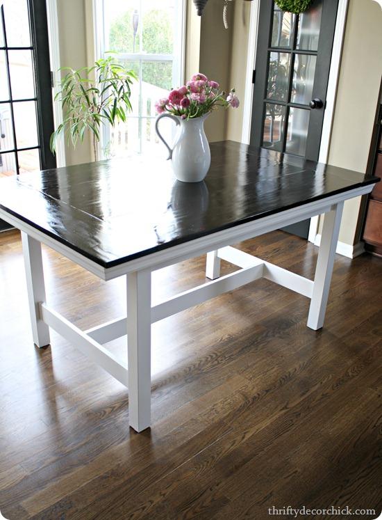 23 IKEA TABLE TURNED FARMHOUSE TABLE simphome com