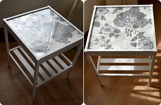 25 Nessna Bedside Table DIY IKEA hack simphome com