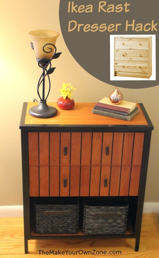 26 Ikea Dresser Makeover by the make your own zone featured at www simphome com