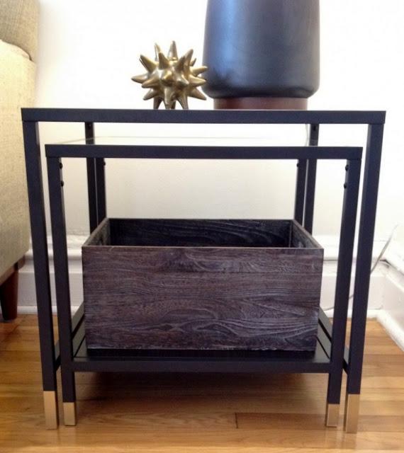 26 IKEA VITTSJO Nesting Tables simphome com